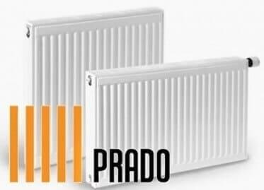 Стальные панельные радиаторы Prado (Россия)