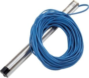 Скважинные насосы SQ с кабелем