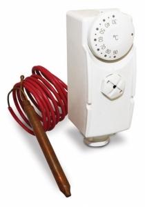 Терморегулятор размыкания AT10F с выносным датчиком