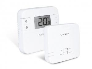 Беспроводной электронный терморегулятор - непрограммируемый Salus RT310 RF