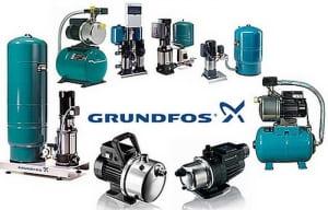 Гарантийный ремонт и обслуживание насосов Grundfos