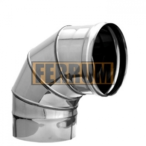 Колено угол 90° (430/0,5 мм)