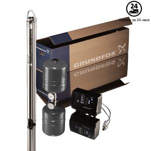 Grundfos Скважинный насос SQE 2-70 комплект