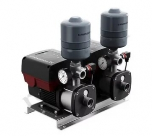 Grundfos Насосная установка повышения давления CMBE TWIN 3-62 Schuko