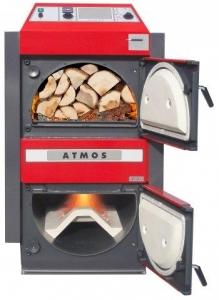 Пиролизный котел ATMOS DC18S (древесина)