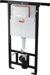 Скрытая система инсталляции для сухой установки (для гипсокартона) AlcaPLAST